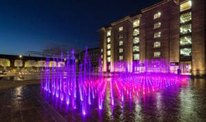 Granary Square by Flowpoint