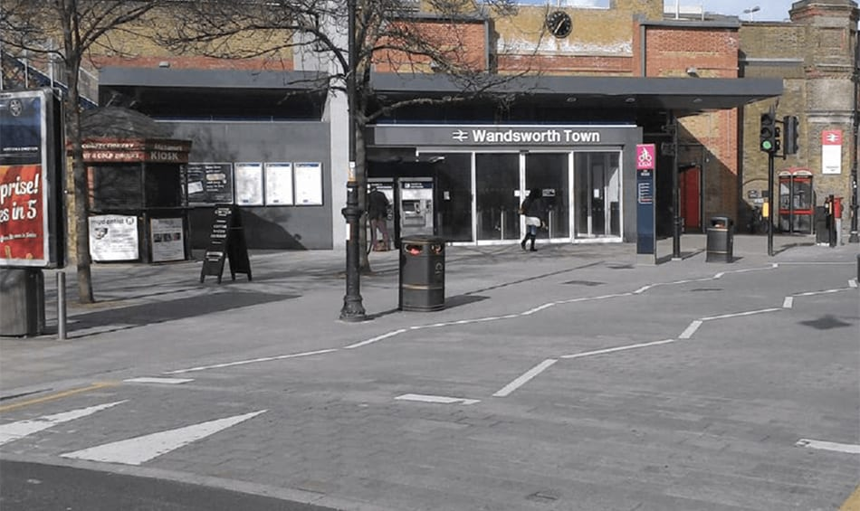 Wandsworth Town station back on track thanks to Flowpoint