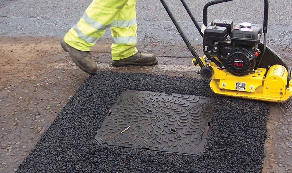 Instant Road Repair