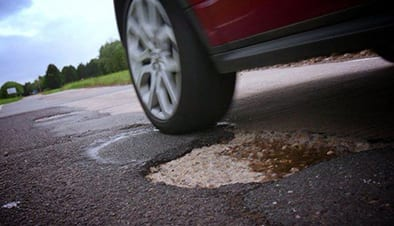 The Problem with Potholes