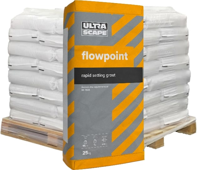 New Flowpoint calculator! Calculate how many bags you need