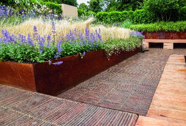 A winning example of ProJoint™ V75-WT™ featured at RHS Tatton Park