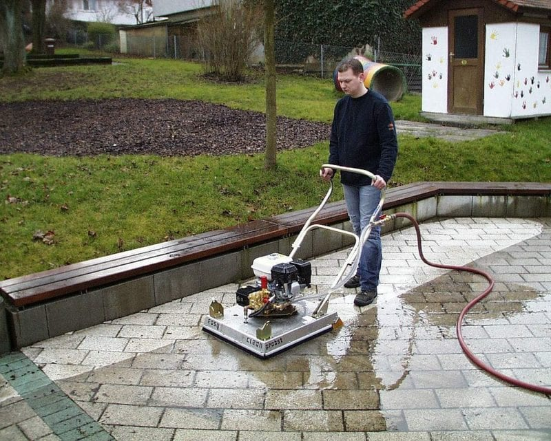 Ready to spring clean your paving?