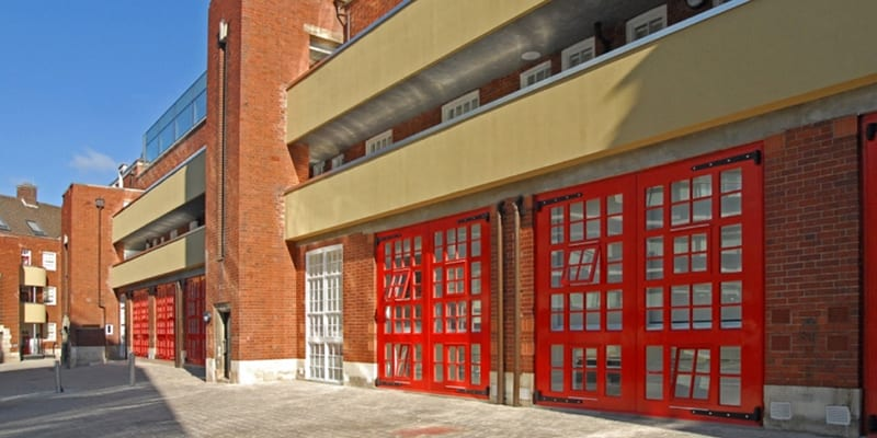 Flowpoint Used at Fire Station's New Apartments