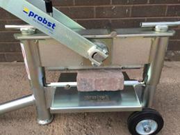 Block Cutters, Carts & Extractors